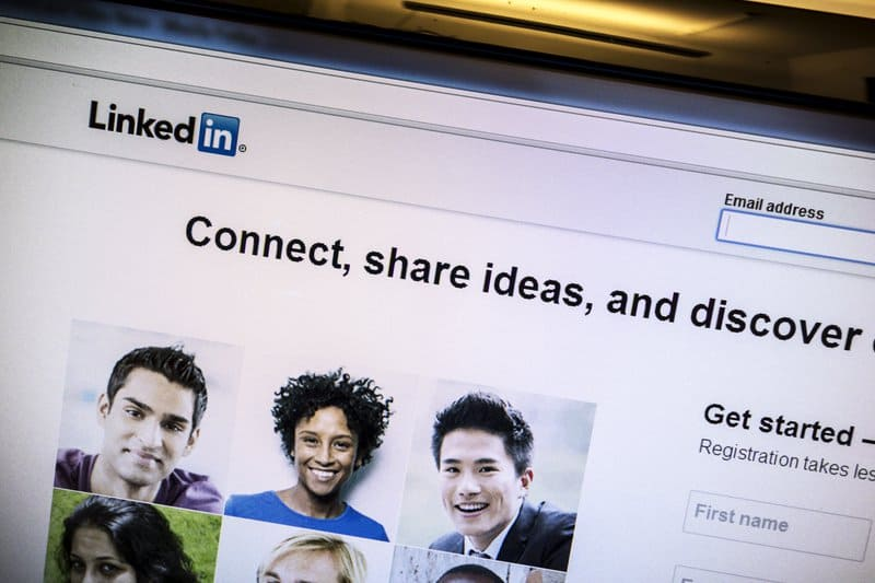 Leverage LinkedIn by making Connections